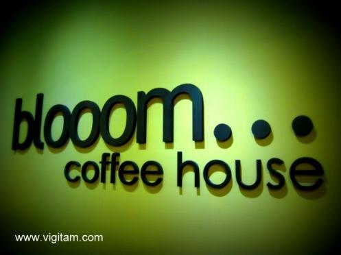 Bloom Coffee House... 一個關於咖啡的地方