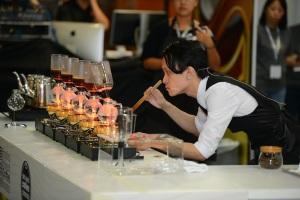 WSCHK2014 冠軍 獨立咖啡師范德俊 1