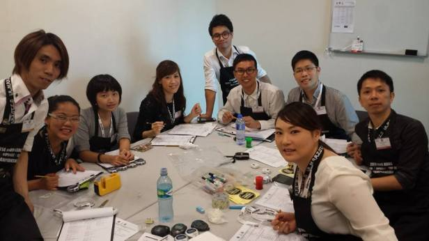 WSCHK2014 Judge Team