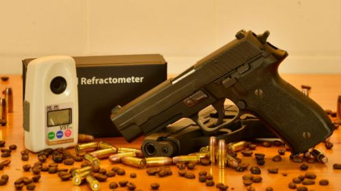 Refratometer 570