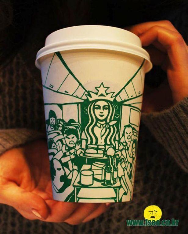 Soo-Min-Kim-starbucks-cups-11
