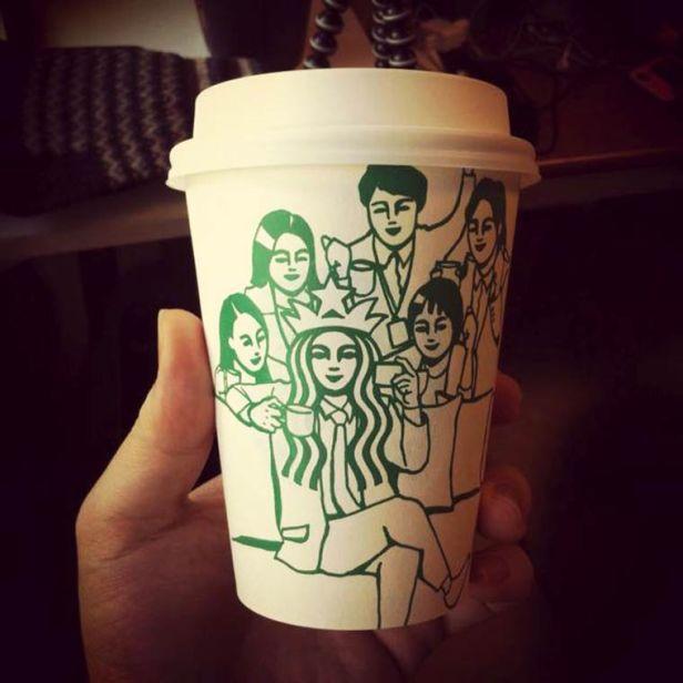 Soo-Min-Kim-starbucks-cups-21