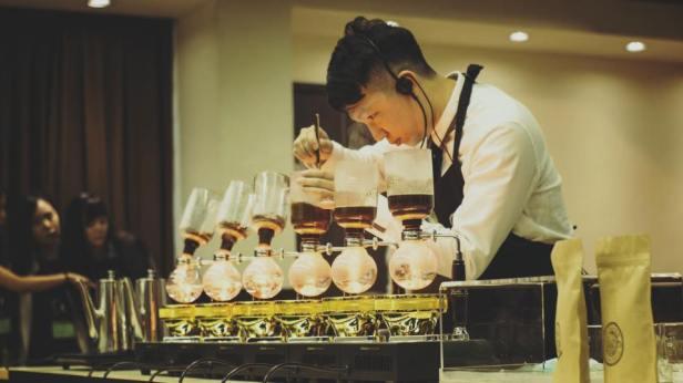 冠軍:陳洪華 Derek (天人咖啡)